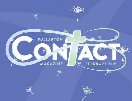 February Edition of Contact Magazine.